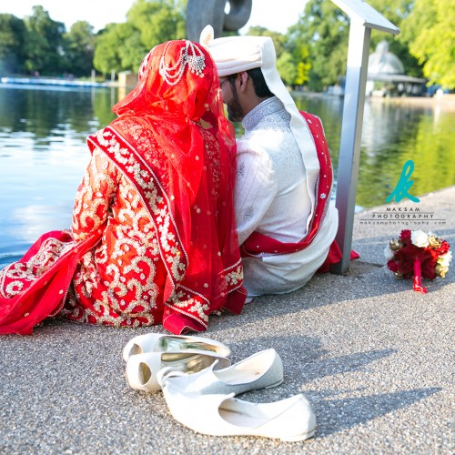 Here's two beautiful #MuslimCouple i #Photographed together in Victoria Park #London with their feets dipped in the water on their #WeddingDay  https://www.maksamphotography.com/asian-wedding-photography  Hurry book your #WEDDINGDAYPHOTOGRAPHY NOW 👆🏽 drop me an email or call for bookings.  Instagram: https://www.instagram.com/maksamphotography/ Facebook: https://www.facebook.com/maksamphotography Twitter: https://www.twitter.com/maksamphoto/ Pinterest: https://www.pinterest.com/maksamphoto/  #MuslimWeddingPhotography #MuslimCouple #NewlyWeds #MuslimPhotographer #EastLondonPhotographer #EastLondonPhotography #AsianPhotographer #BengaliWedding #IndianWedding #MuslimWedding #PakistaniWedding #AsianWedding #BengaliPhotographer #CheapPhotographer #LondonWeddingPhotography #LondonPhotography #KhalidPhotography #MAKSAMPhotography